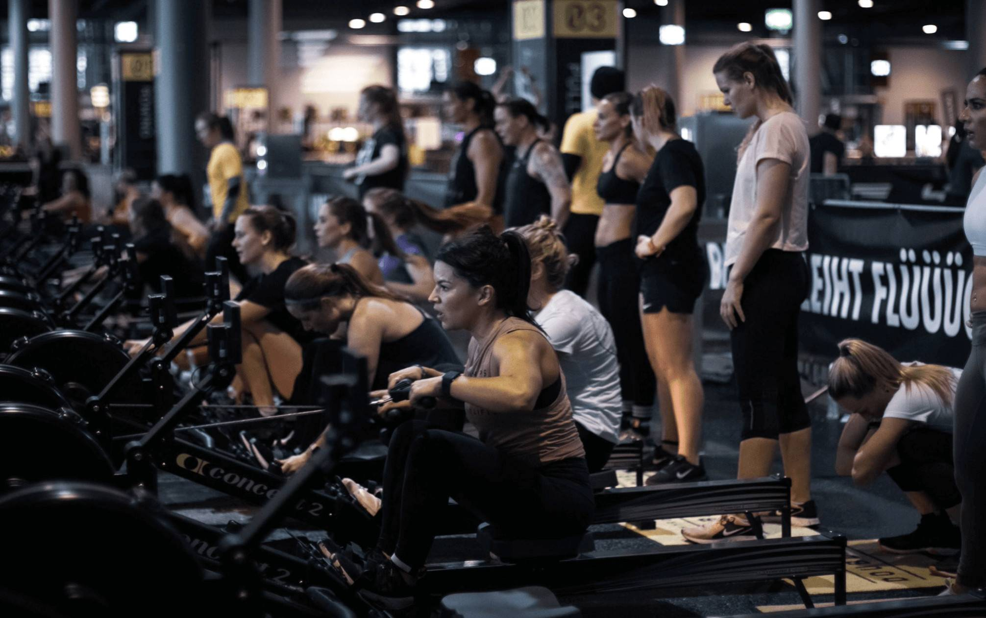 Workout Rowing